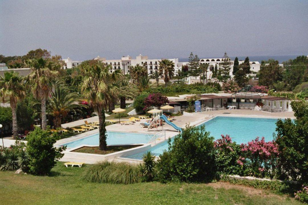 Pool / Poolbar Hotel Archipelagos (Vorgänger-Hotel - existiert nicht mehr)
