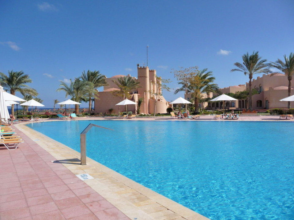 Pool Club Calimera Akassia Swiss Resort