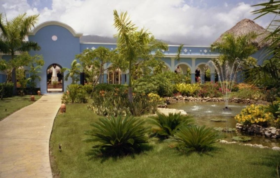 Hotelgarten IBEROSTAR Hotel Costa Dorada