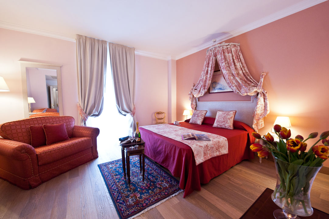 Zimmer Ostuni Palace Hotel & SPA