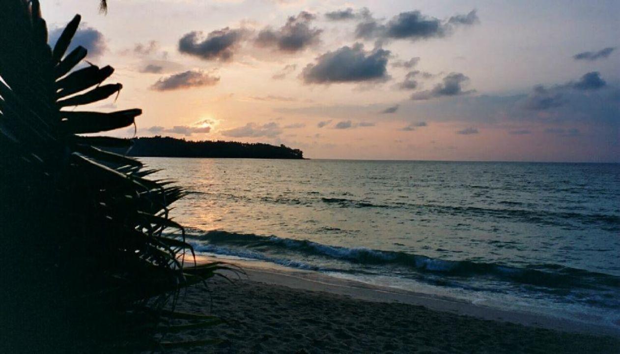 Sonnenuntergang am Bangtao Beach Best Western Premier Bangtao Beach Resort & Spa