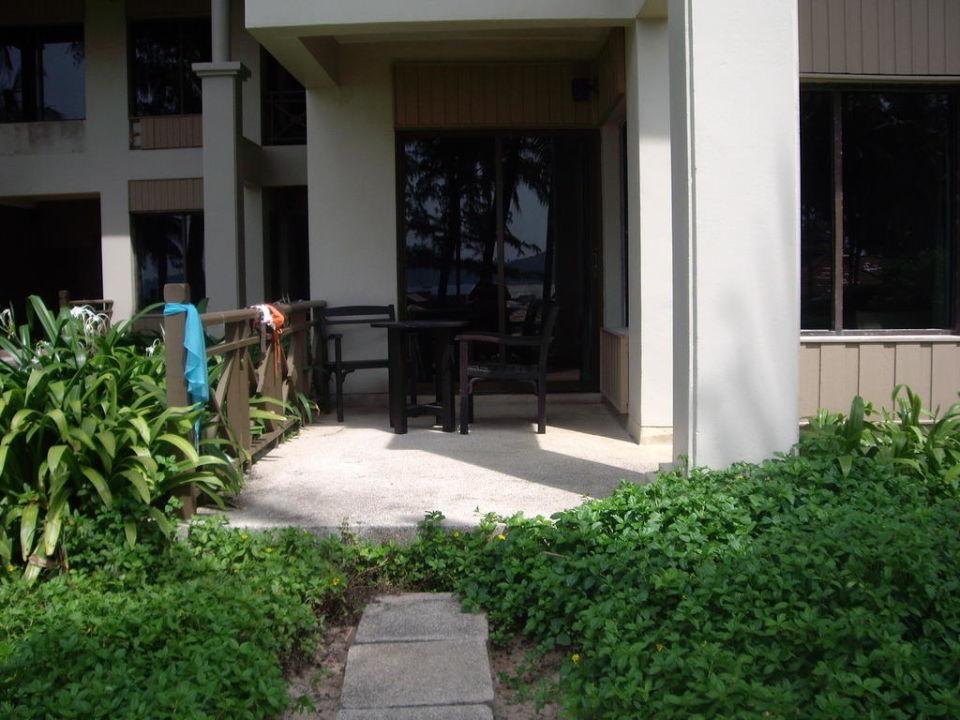 Terrasse Hotel Laguna Beach  (geschlossen)