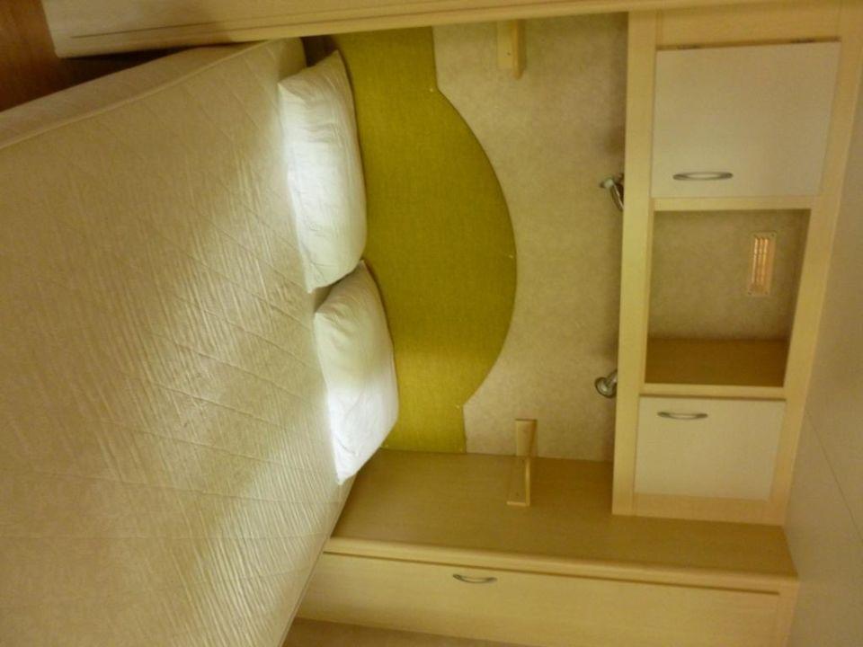Schlafzimmer Mobile Home Elle Vacanze\