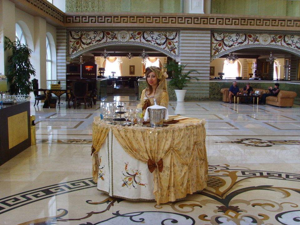 Sektempfang Amara Dolce Vita Luxury
