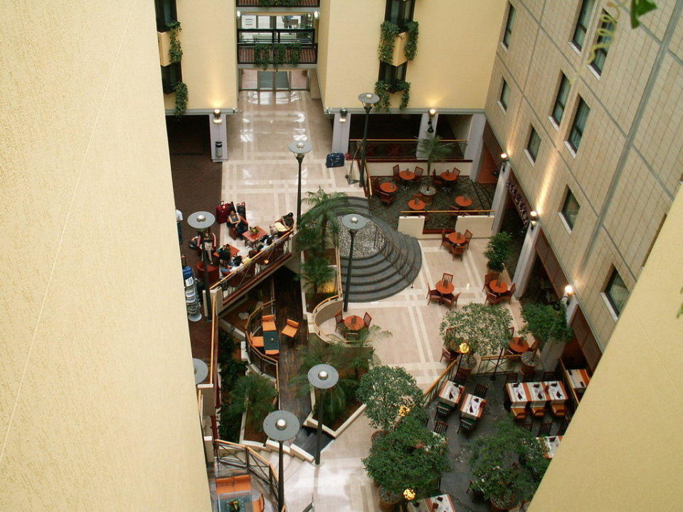 Die schöne Lobby Hotel Mercure Paris Porte De Versailles Expo
