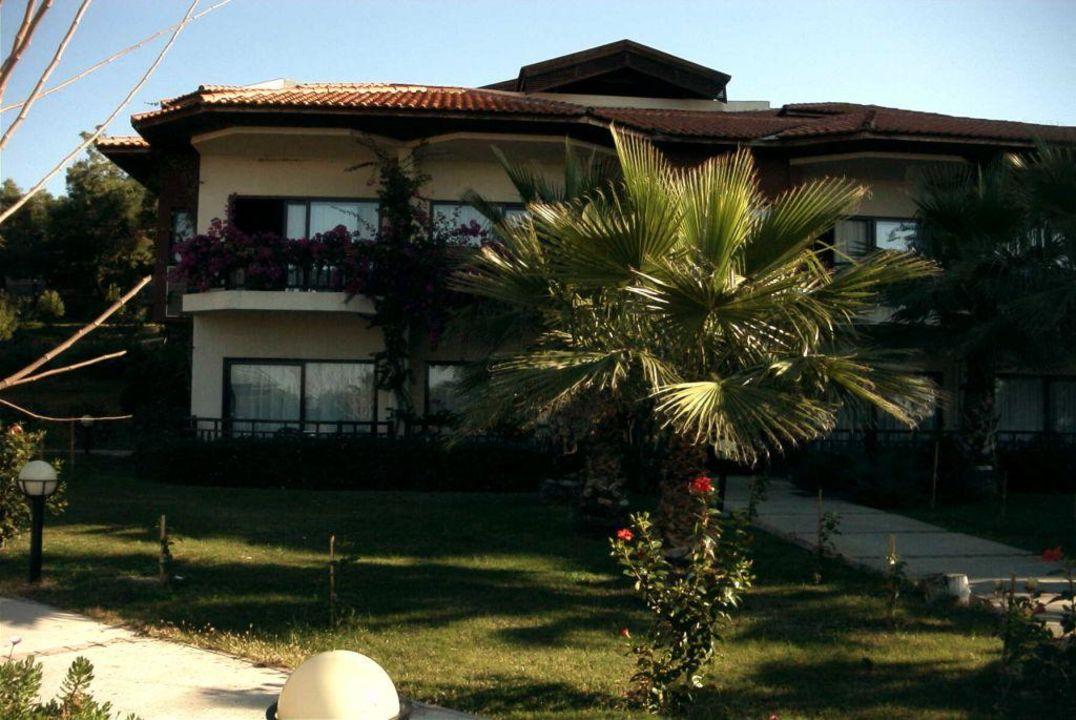 Nebengebäude Justiniano Club Park Conti