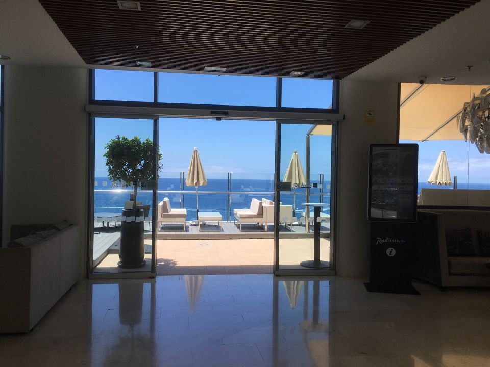 Lobby Radisson Blu Resort Gran Canaria