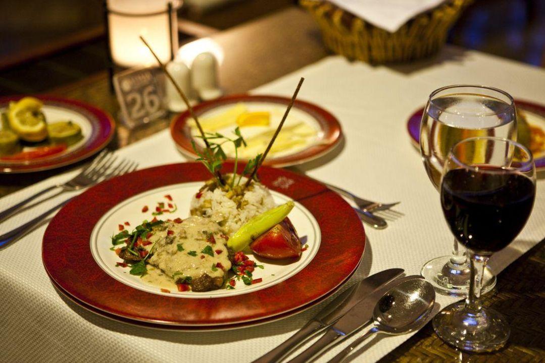 Restaurant/Buffet Crystal Paraiso Verde Resort & Spa