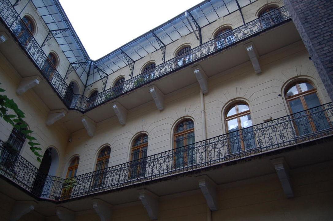 Wnętrze Hotel Centrooms House