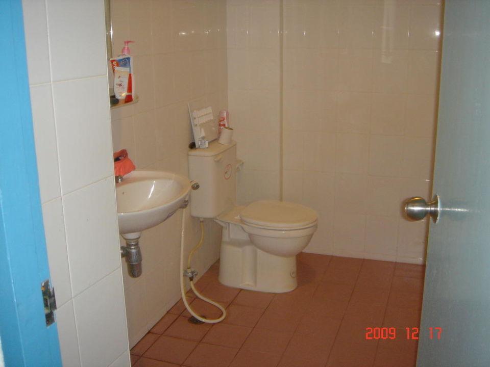 toilette dusche guesthouse j ao nang holidaycheck krabi thailand. Black Bedroom Furniture Sets. Home Design Ideas