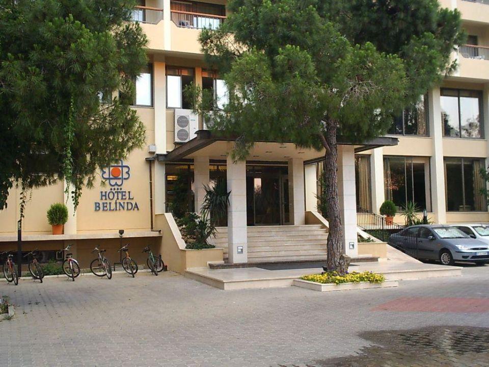 Eingangsbereich Hotel Serra Park