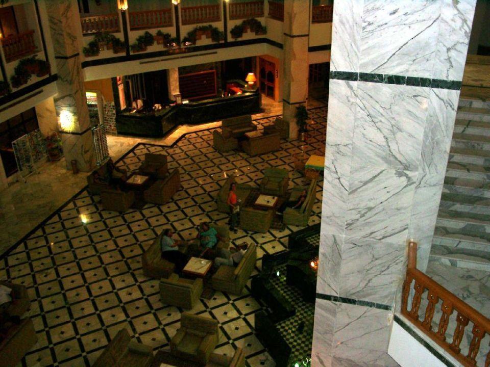 Empfangshalle Dessole Bella Vista Resort