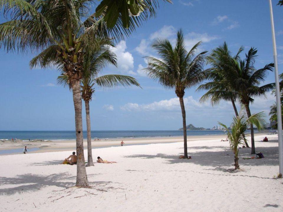 Strand am Hotel Centara Grand Beach Resort & Villas Hua Hin