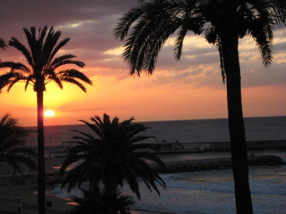 Sonnenaufgang Hotel La Santa Maria