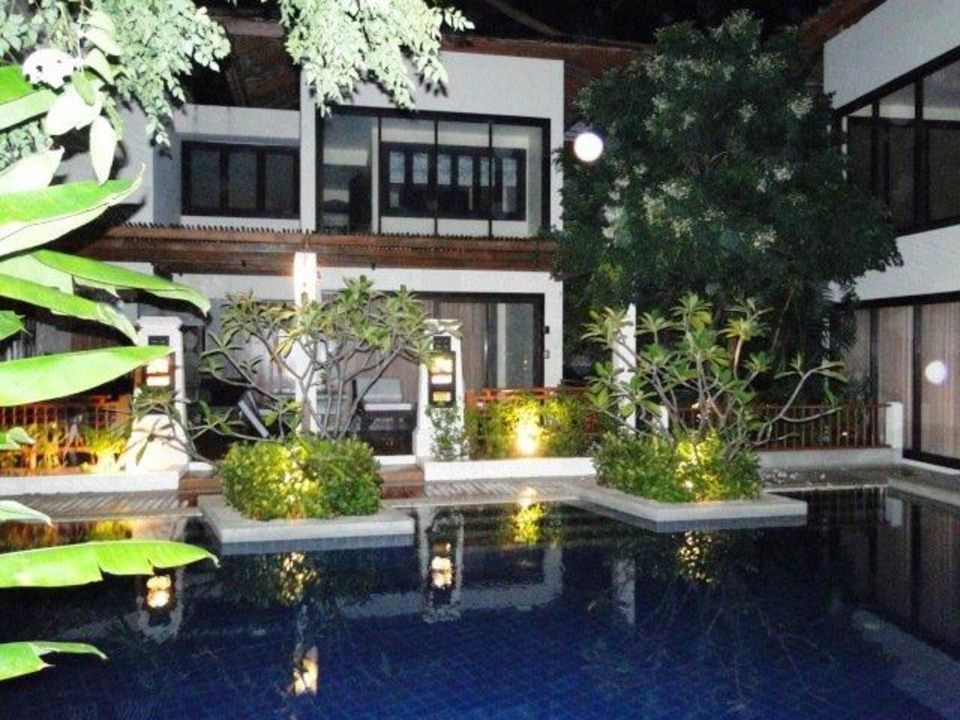 A. Duplex Pool Access Villa The Briza Beach Resort Samui