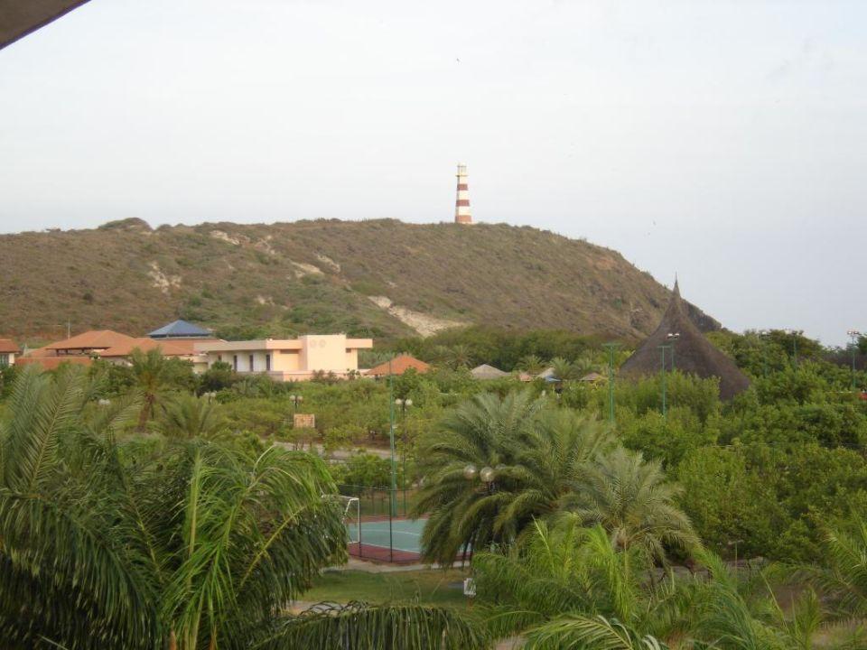 Balkonblick Dunes Hotel & Beach Resort