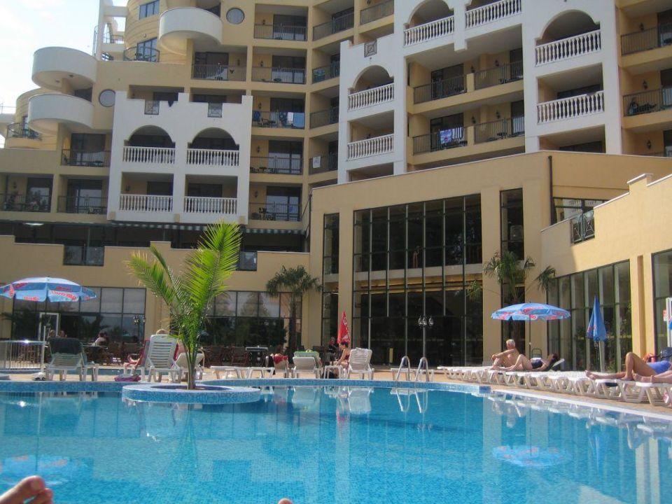 niedliche Poollandschaft Suite Hotel Imperial