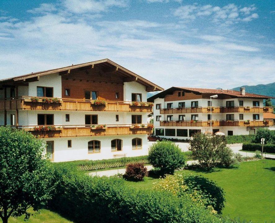 Ansicht Gästehaus Wildauer