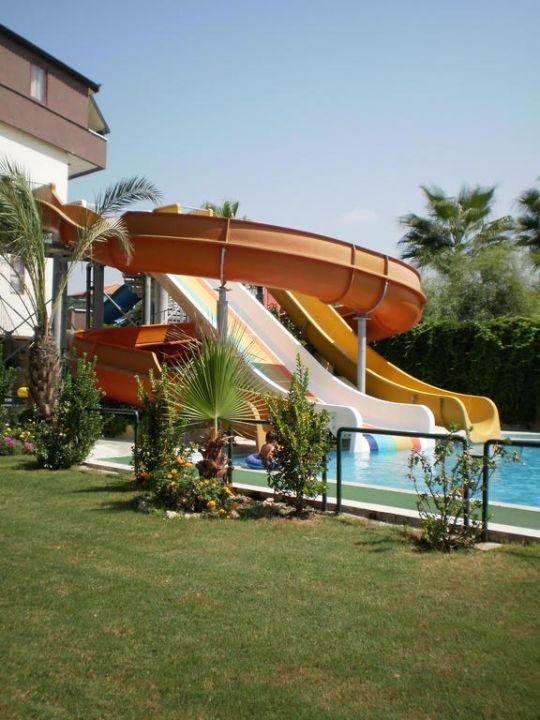 Wasserrutschen Hotel Galeri Resort