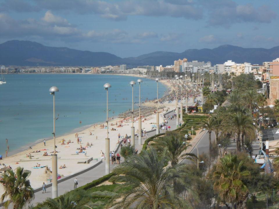 Hotel Aya Playa De Palma