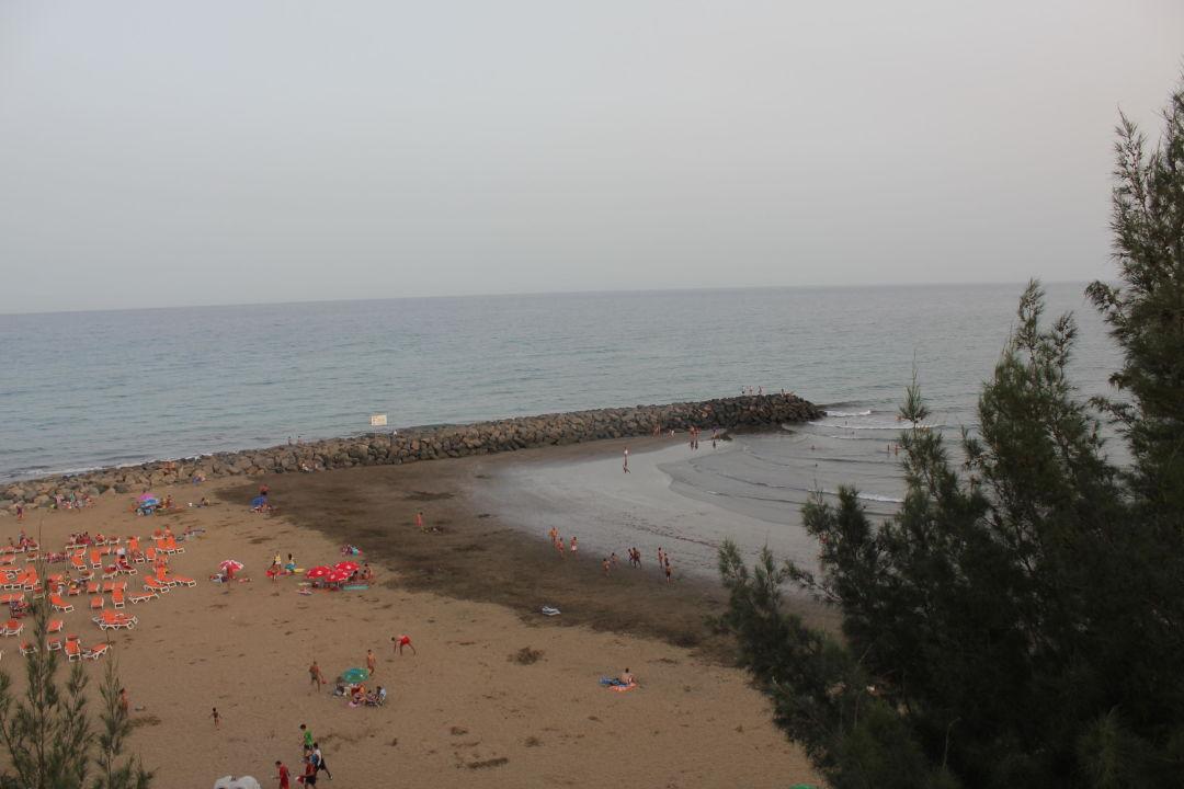 Strandabschnitt IFA Continental Hotel