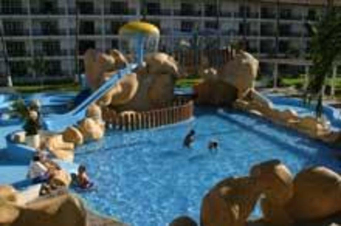 Kinderpool Hotel Playa de Oro
