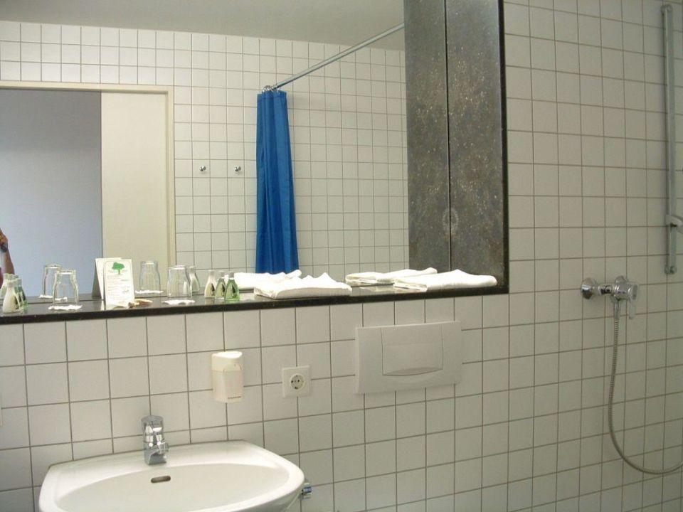 Badezimmer Ostseehotel Dierhagen