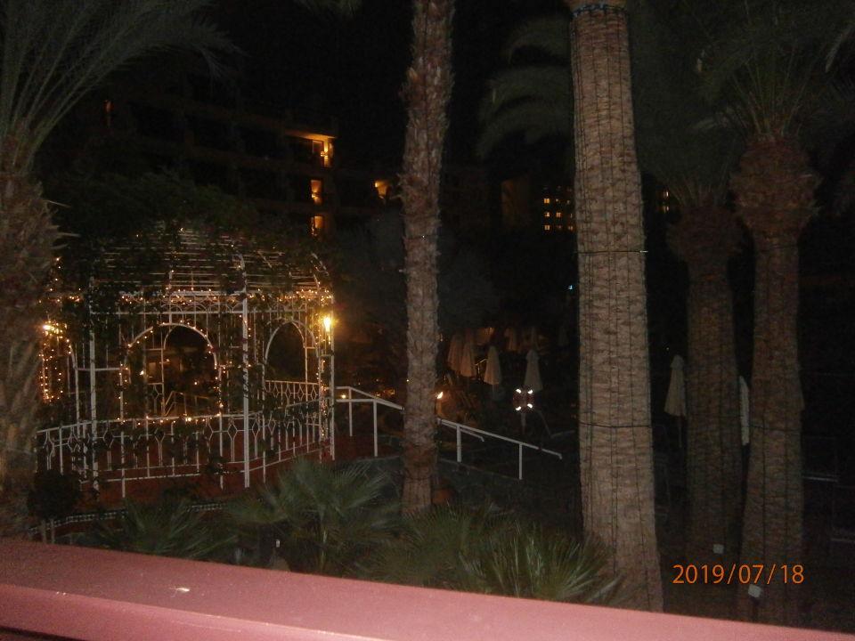 Gartenanlage Seaside Hotel Sandy Beach