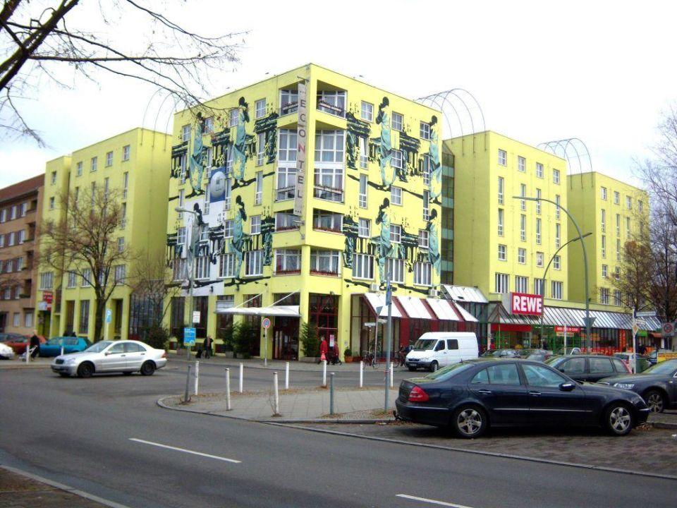 hotel econtel berlin charlottenburg econtel hotel. Black Bedroom Furniture Sets. Home Design Ideas