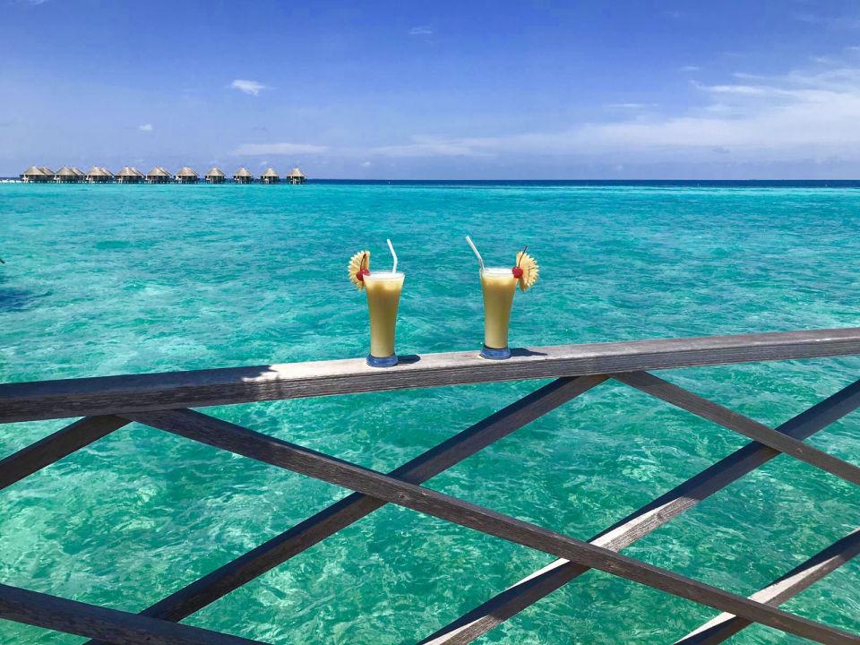 Außenansicht Angaga Island Resort