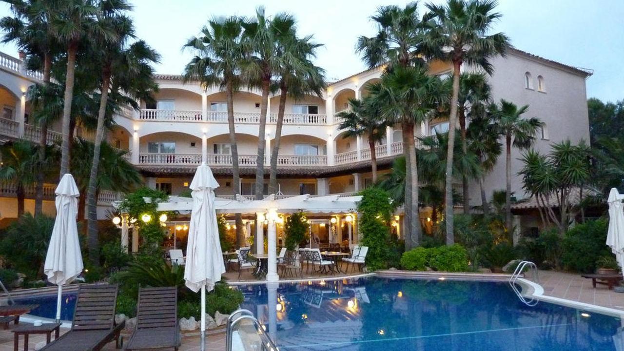 Gartenansicht hotel el coto colonia sant jordi holidaycheck mallorca spanien - Hotel el coto mallorca ...