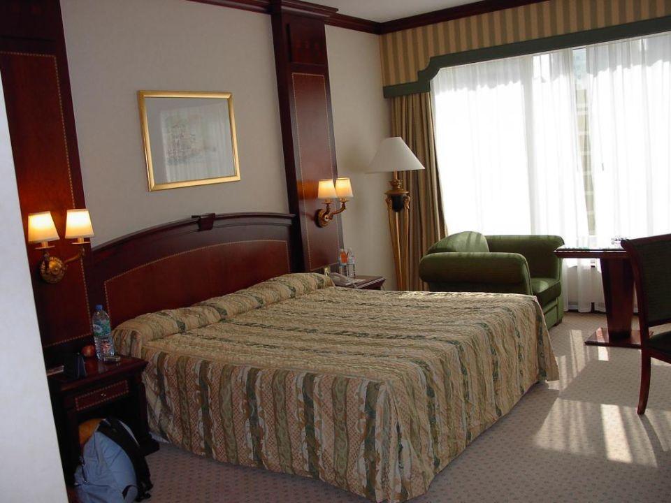 Das King Size Bett Corniche Hotel Abu Dhabi