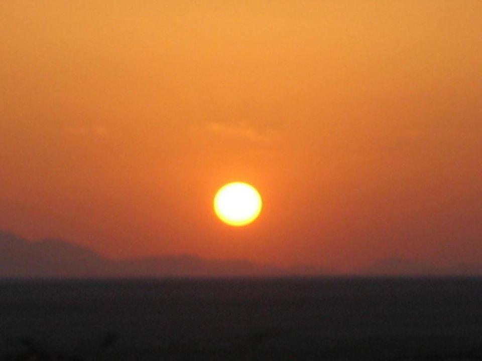 Sonnenuntergang Steigenberger Hotel al Dau Club  (existiert nicht mehr)