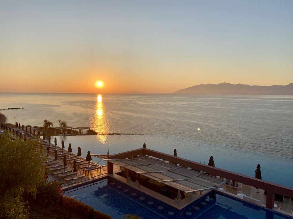 Ausblick Michelangelo Resort & Spa