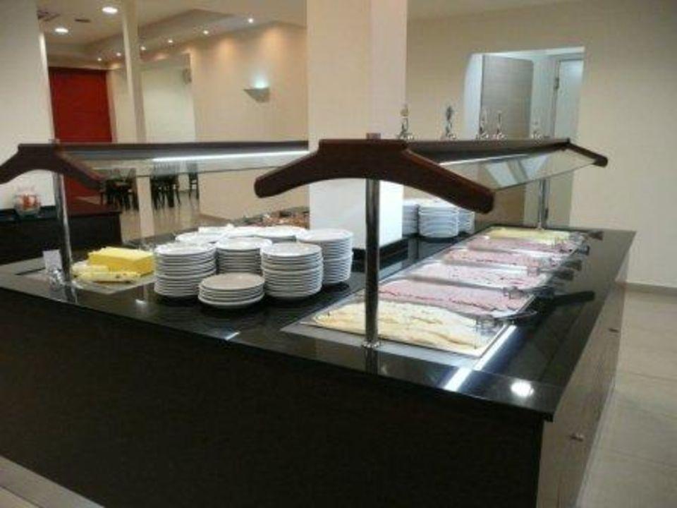 Frühstücksbuffet Eurohotel Katrin Hotel & Bungalows