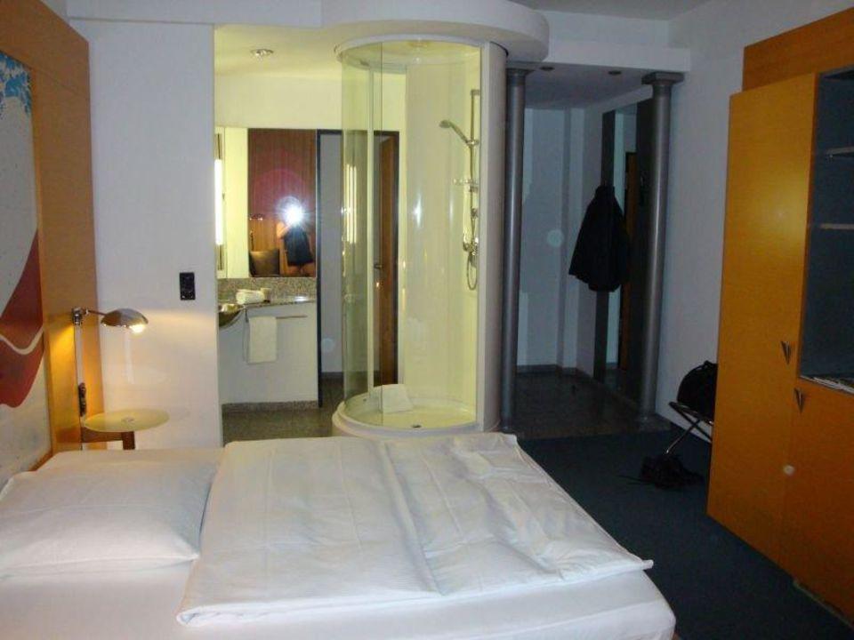 dusche im zimmer select hotel berlin ostbahnhof - Hotel Amsterdam Dusche Im Zimmer