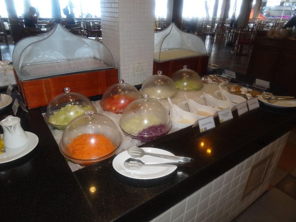 salate zum fr hst ck best western premier bangtao beach resort spa bang tao bay. Black Bedroom Furniture Sets. Home Design Ideas