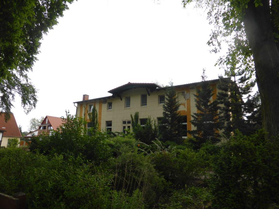 """""""Haus am See Hotel Zechlinerhütte Seeseite"""" Hotel Haus"""