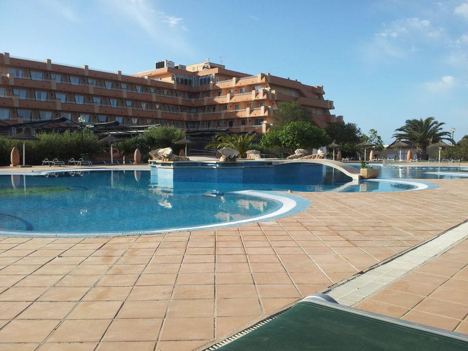 Salzwasser pool allsun hotel mariant park s 39 illot l 39 illot holidaycheck mallorca spanien - Pool salzwasser ...