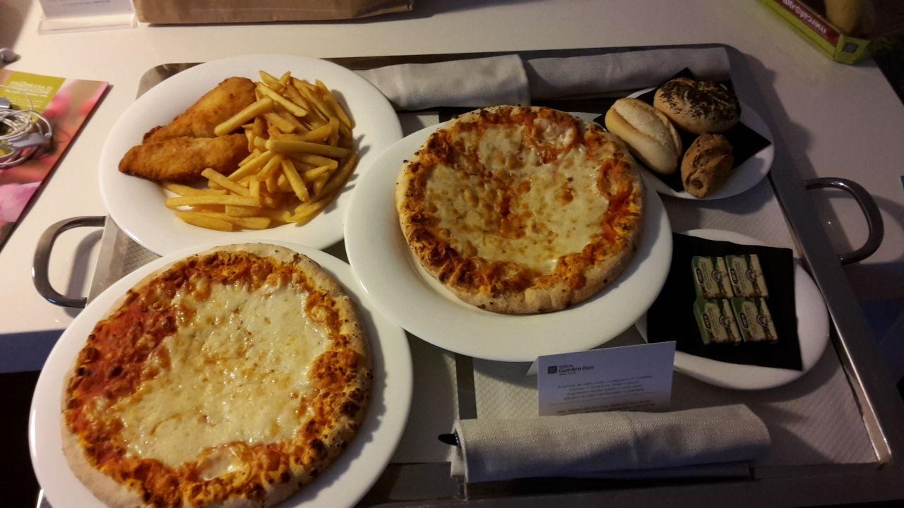 Restaurant Hilton Garden Inn Milan North