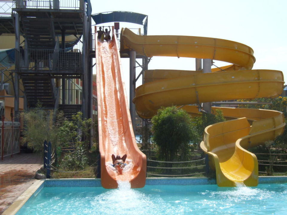 Folien Titanic Beach Spa & Aqua Park