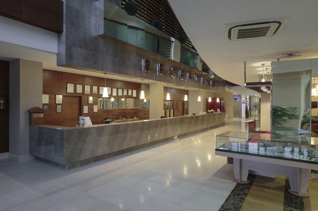 Sunis Hotel Evren Beach Resort Spa