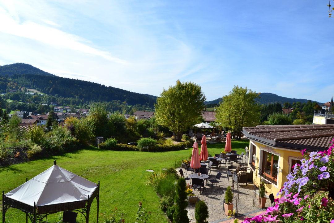 Schone Aussicht Hotel Bergknappenhof Bodenmais Holidaycheck