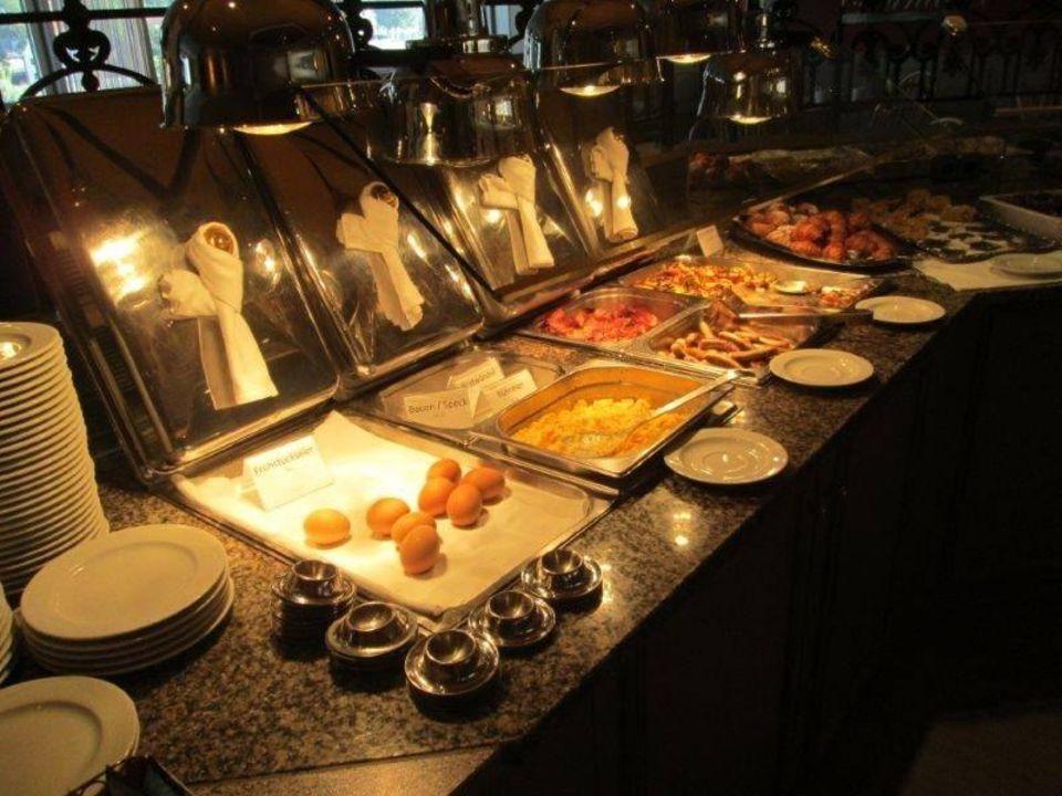 Frühstücksbuffet IBB Hotel Passau City Centre