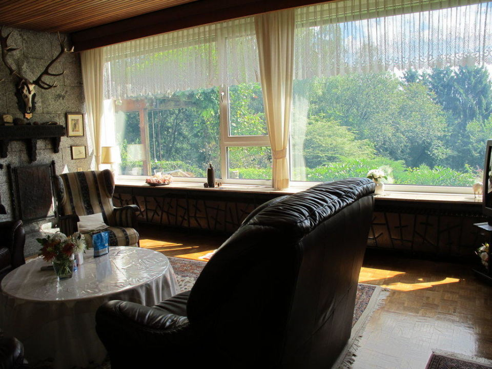 Comfortable lounge and wonderful view Domizil Gräveheid