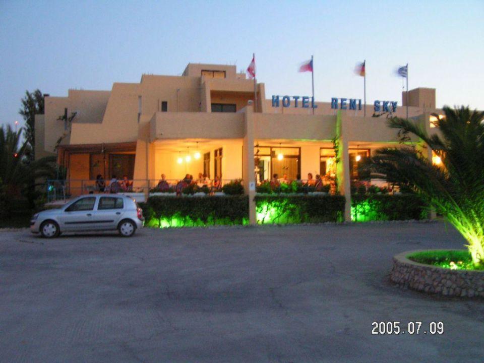 Hotel Reni Sky Afandou Blu Hotel