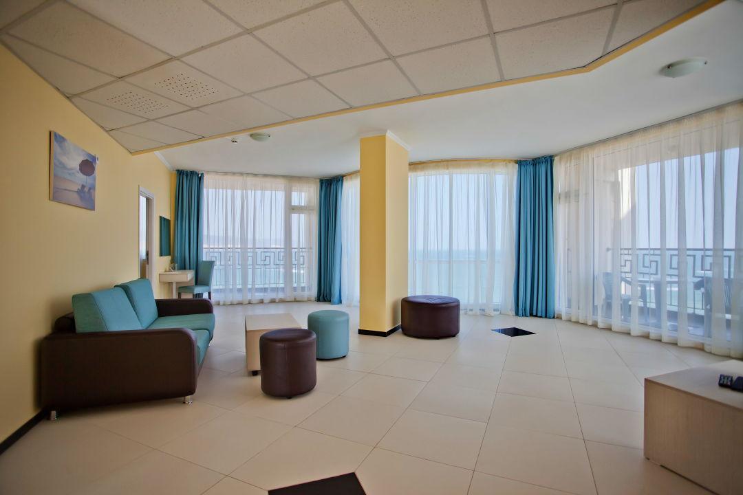 Suite mit einem Schlafzimmer (Wohnzimmer)\