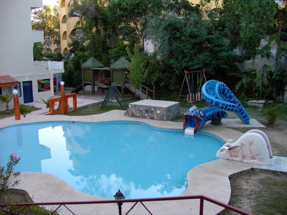 Kinderpool Hotel Club Verano