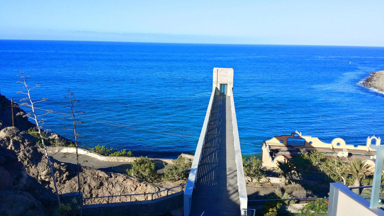 fahrstuhl zum strand hotel riviera vista playa de cura holidaycheck gran canaria spanien. Black Bedroom Furniture Sets. Home Design Ideas