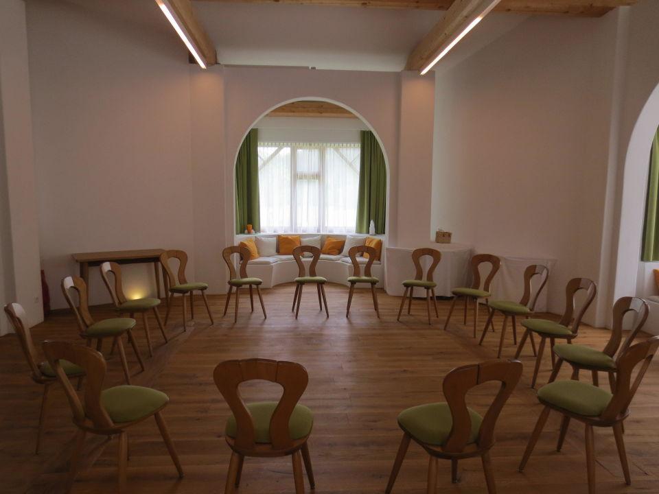 Seminarraum Hotel Kraftquelle Schlossblick